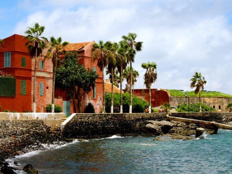 Gorée, una isla para no olvidar las lecciones de la historia ...